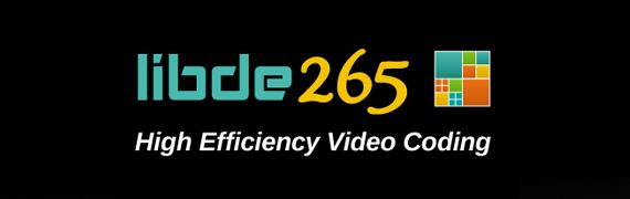 gstreamer » libde265 HEVC — H 265 High Efficiency Video Coding