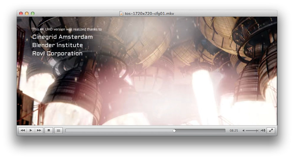 hd player mac os x
